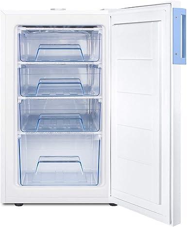 Summit FS407LBIMED2 Accucold 20 Inch Wide 2.8 Cu Medical Freezer ...