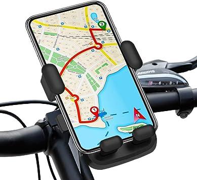 Soporte de m/óvil para Motos Soporte de M/óvil para bicis Soporte de m/óvil 360 Soporte de m/óvil para carritos de Bebe