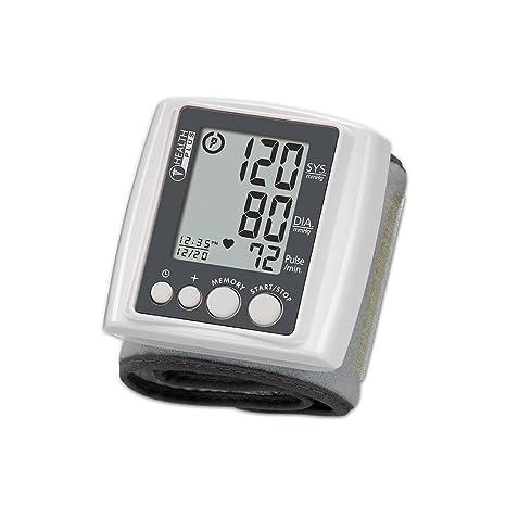 HoMedics BPW-040 - Tensiómetro (Muñeca, Automático, Gris, 1 usuario(