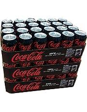Coca Cola 'Zero' 72 x 0,33l blik XXL-pakket (Coke Zero)