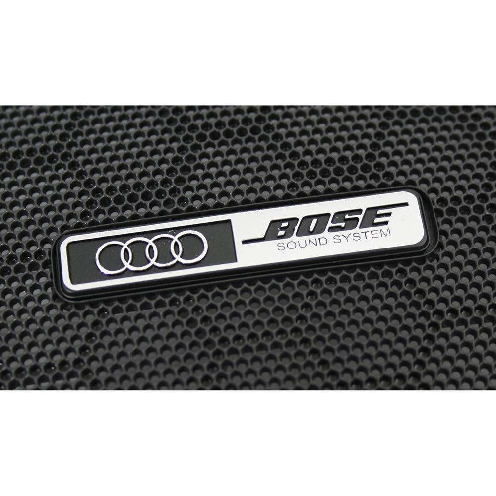 8H0035419A4PK Lautsprecherblende Bose Sound System Blende Lautsprecher Abdeckung vorn schwarz nur f/ür Cabrio