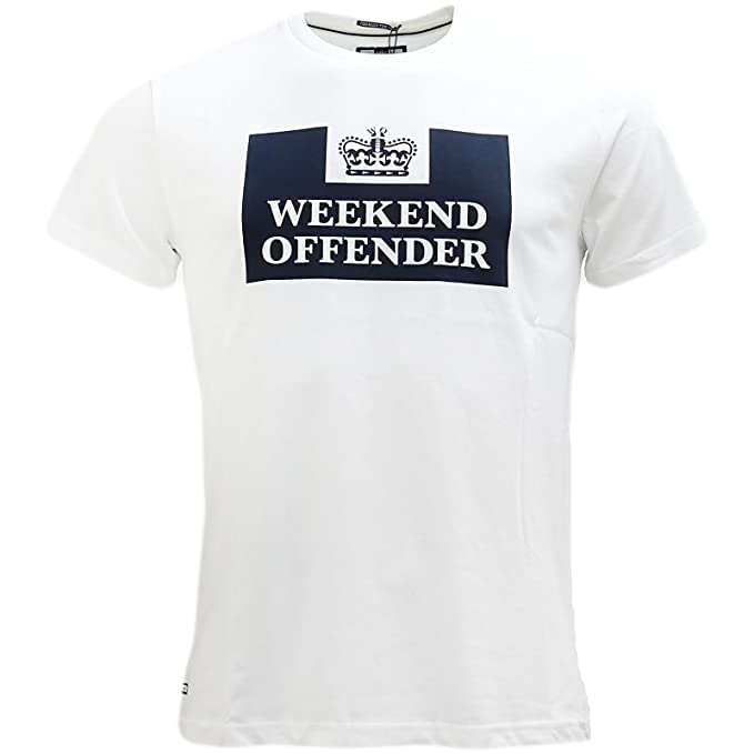 Weekend Offender Camiseta - Para Hombre fP3cKgpWVR