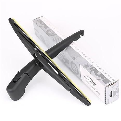HODEE Brazo de limpiaparabrisas trasero & Cuchilla/REAR WIPER ARM & BLADE for OE: