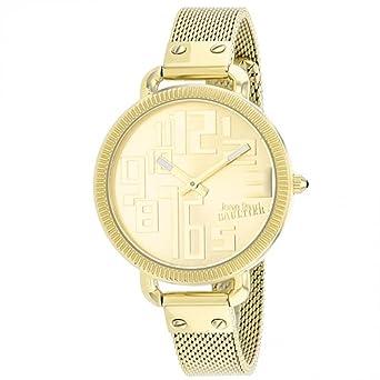 Jean Paul Gaultier Index Damen Armbanduhr 36mm Armband