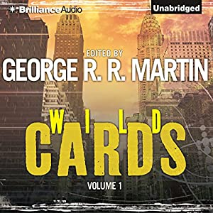 Wild Cards I Audiobook