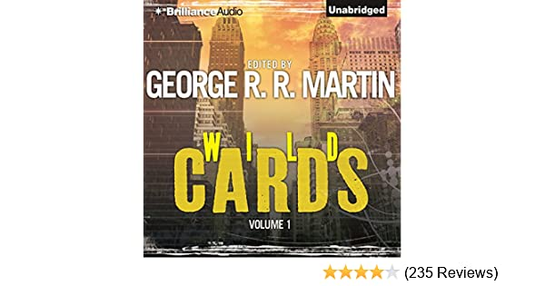 Amazon.com: Wild Cards I (Audible Audio Edition): Luke ...