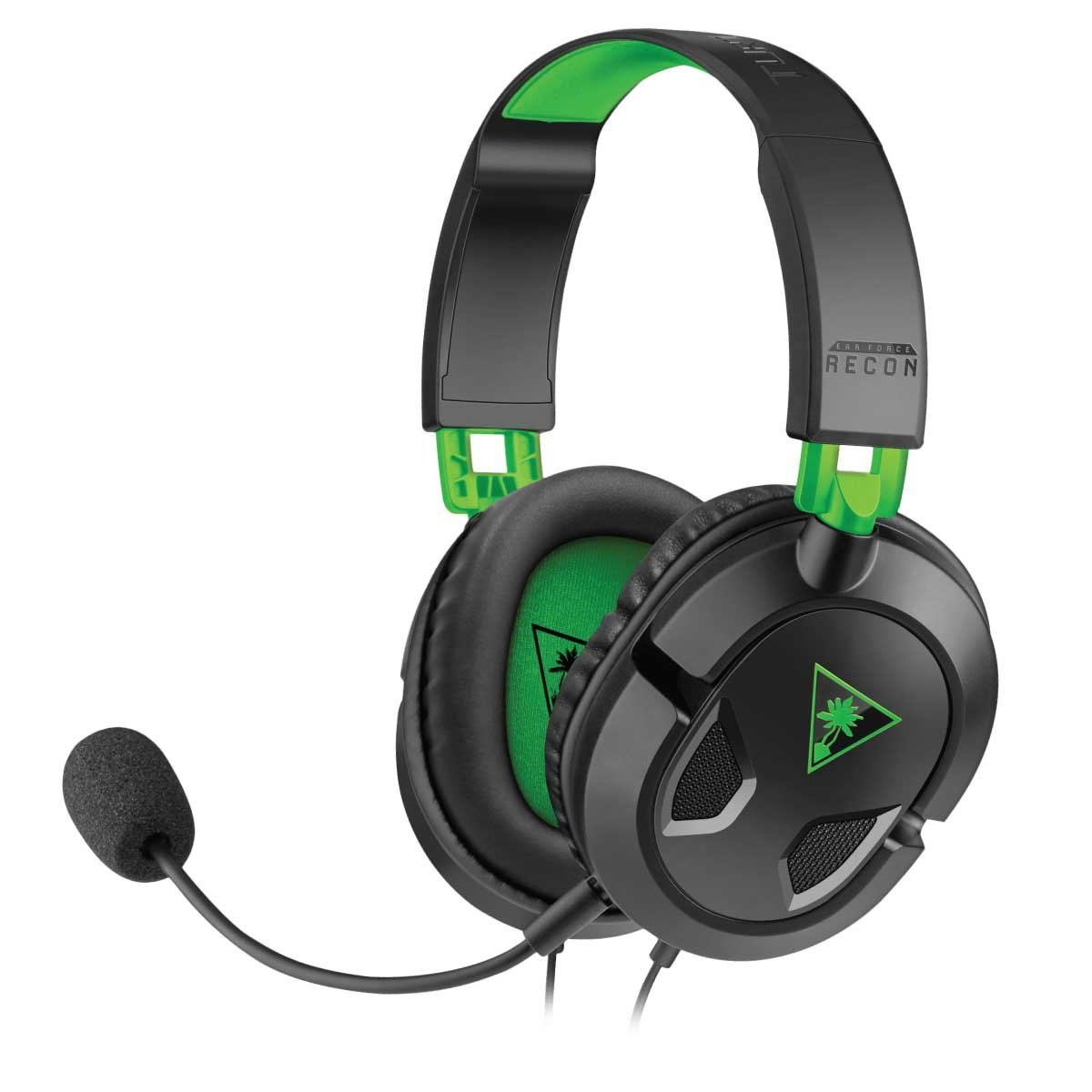 Turtle Beach - Ear Force Recon 50X Stereo Gaming Headset - Xbox One (compatible w/ Xbox One controller w/ 3.5mm headset jack) and PS4