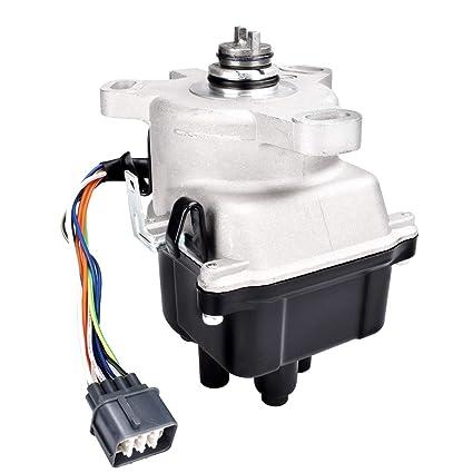 Amazon.com: FAERSI Ignition Distributor for 99-01 Honda CRV CR-V 2.0 on