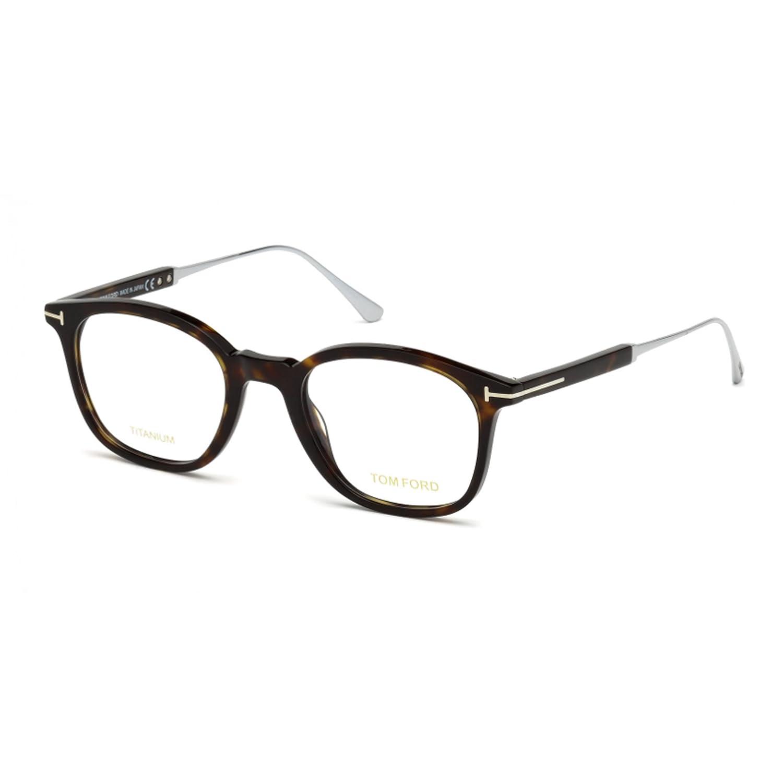 dae3b84a8a Tom Ford - Montura de gafas - para hombre Beige Havana 48 50% de descuento