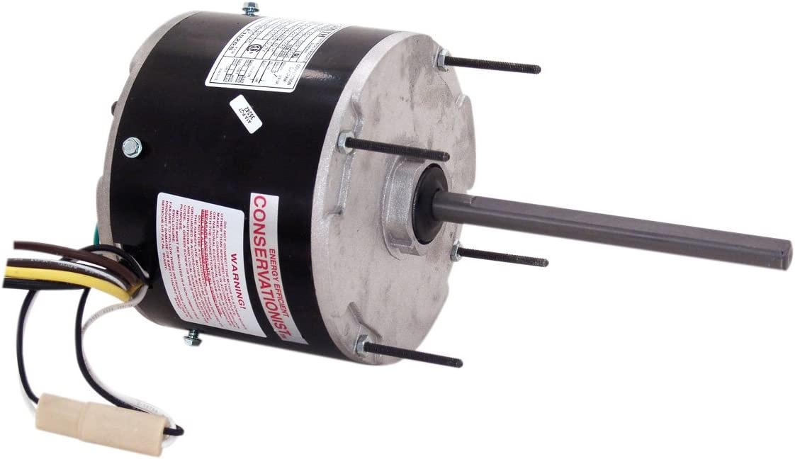A.O. Smith F1036SB 1/3 HP, 1075 RPM RPM, 1075 volts Volts, 1.7 Amps, 48Y Frame, Ball Bearing Condenser Motor