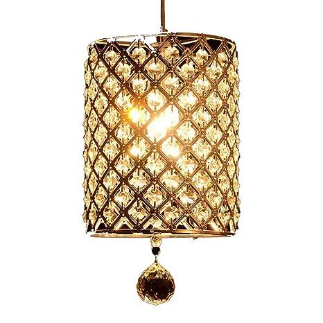 Lamparas de pie modernas lampara pie salon Crystal ...