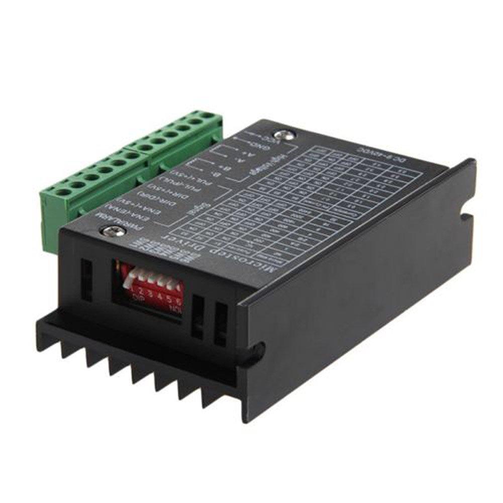 Hrph TB6600 Single Axis 4A Stepper Motor Driver Controller 9~40V Micro-Step CNC 103052