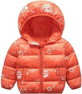 Piumino Bambino invernali cappotti incappucciati animali stampa Ragazzi Ragazze Cotone Imbottito Antivento Capispalla JIANGXI HONGJIUCHANG JIANZHUANZHUANGGONGCHENG YOUXIANGONGSI
