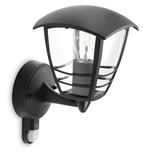 philips luminaire extérieur applique murale montante avec ... - Eclairage Exterieur Detecteur Automatique