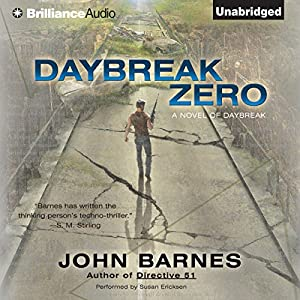 Daybreak Zero Audiobook