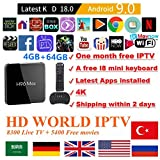 Top 10 Tv Arabic Iptv Boxes of 2019 - Best Reviews Guide