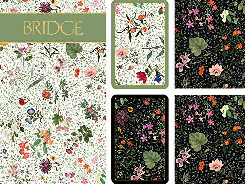 Caspari Entertaining Gift Set - 2 Score Pads & Bridge Tallies (Package of 24) (English Country Garden)