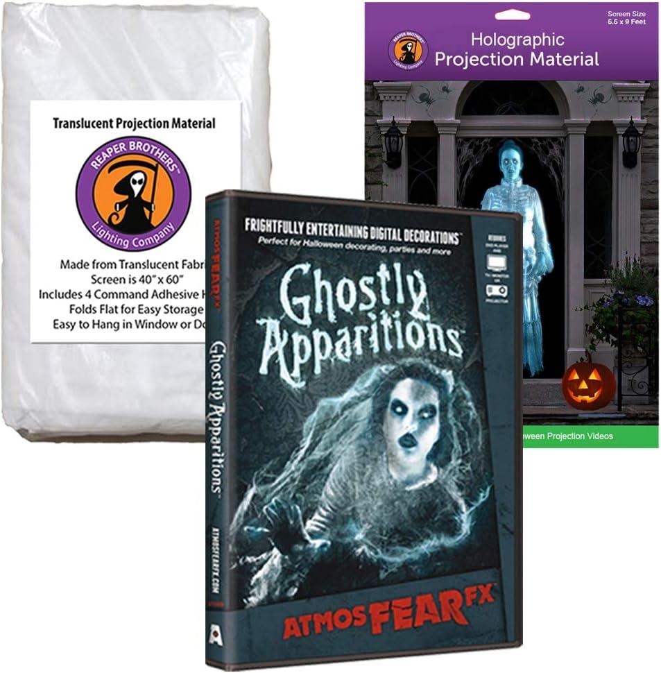 Amazon AtmosFEARfx Ghostly Apparitions Halloween