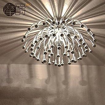 YPOSION Lighting The Lamp Jellyfish Ceiling Light Ju Lantern Coral Bedroom Living Room Dining