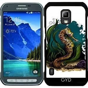 Funda para Samsung Galaxy S5 Active - Caballito De Mar by Adamzworld