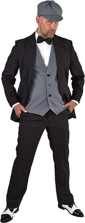 Magic by Freddy 1920s Peaky Blinders Costume Kit: Amazon.es ...