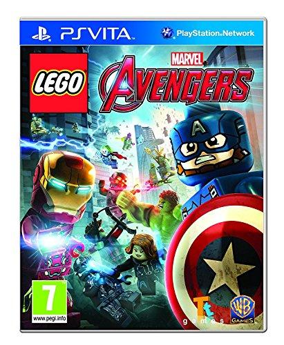 LEGO Marvel Avengers (Playstation Vita) UK IMPORT REGION FREE