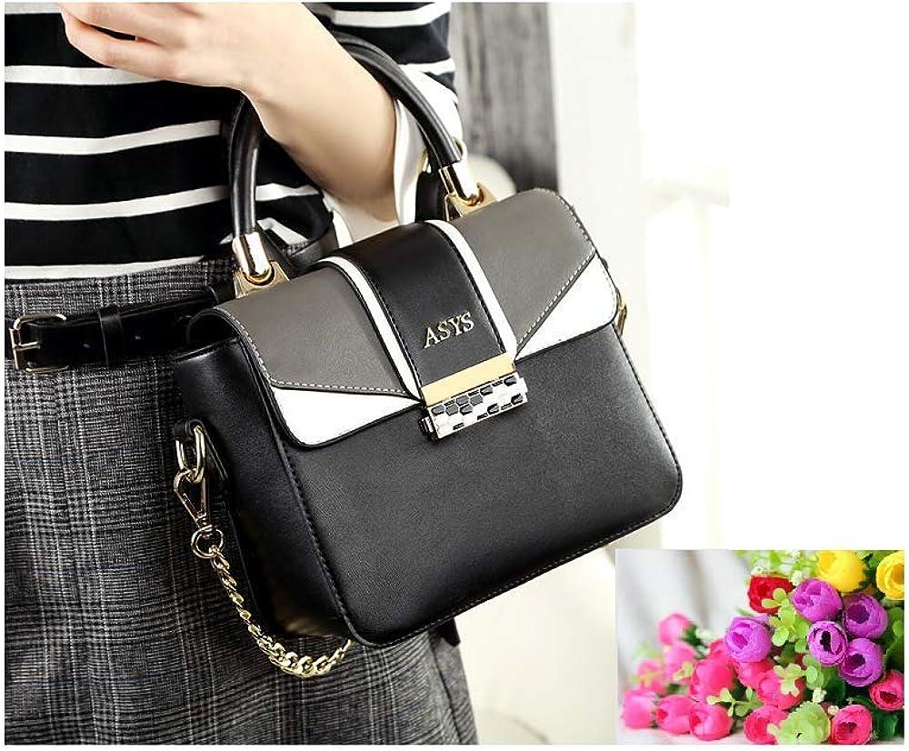 Womens top leather Purses and Handbags Shoulder Bags for girls women Ladies Designer Top Handle Satchel Tote