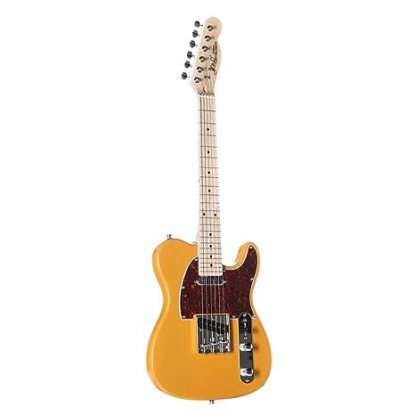 Guitarra eléctrica para niños Jack & Danny tl-mini BSB Butterscotch Blonde