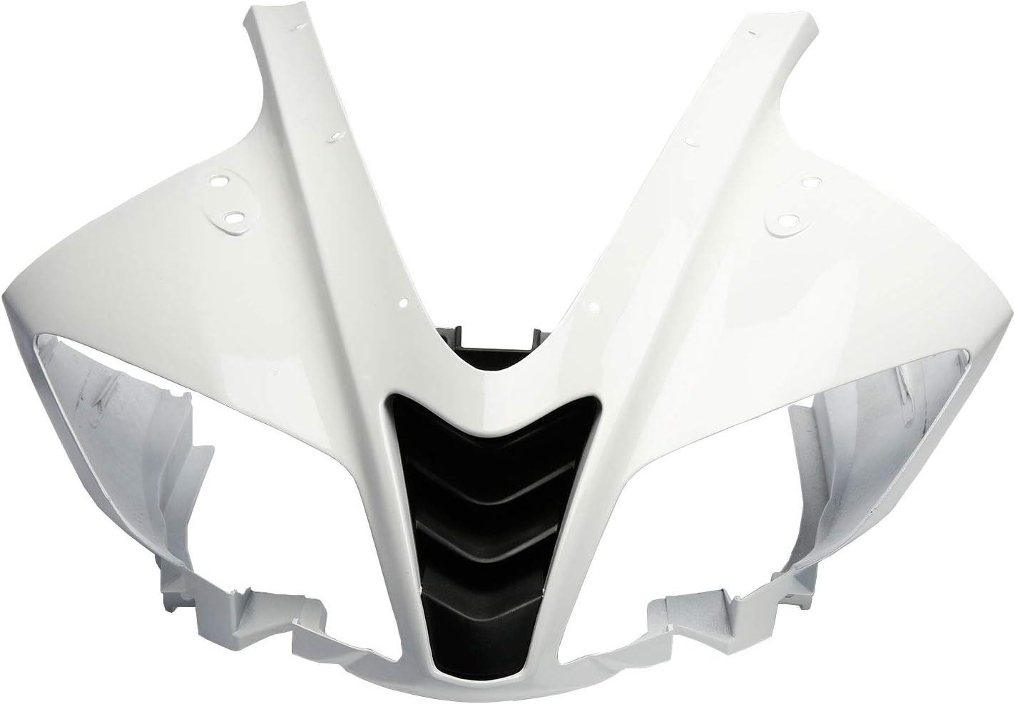 Blau//Schwarz Yamaha YZF-R125 2014-2018 ABS Kunststoff Voll Fairing Kit 21 Panel