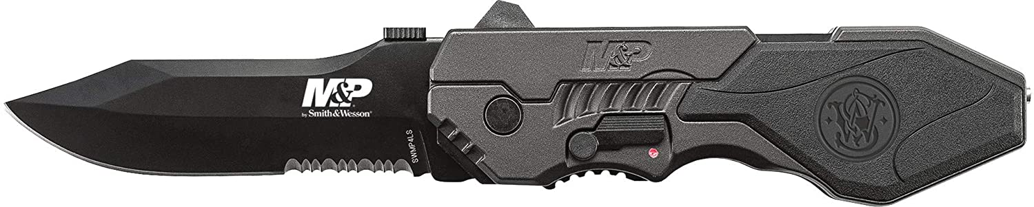 9. Smith and Wesson SWMP4LS