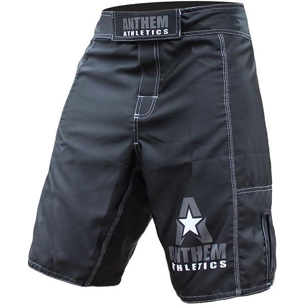 Anthem Athletics Resilience MMA Shorts Army & Black 30