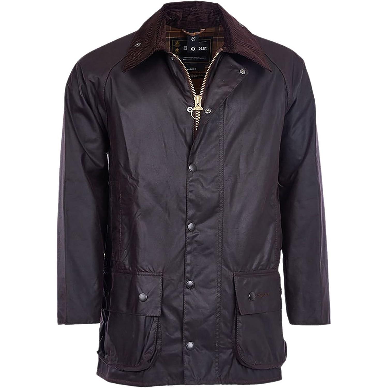 バーブァー アウター ジャケット&ブルゾン Barbour Beaufort Wax Jacket Rustic 11b [並行輸入品] B01LWJGACP 42