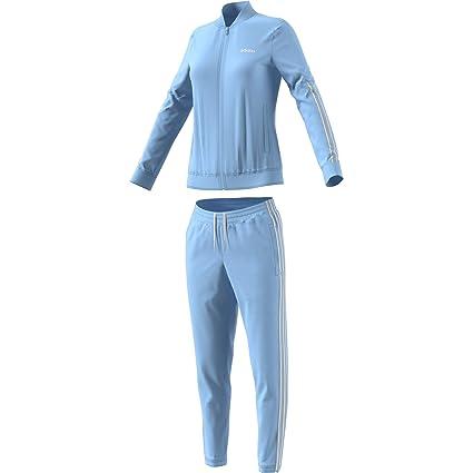 Survêtement Basics Adidas 2 Femme Back 3 StripesSports 8nNOPXZ0wk