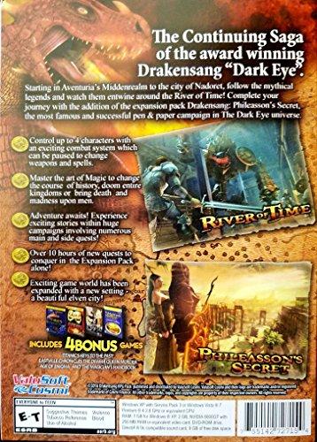Amazon com: Cosmi, Drakensang Complete RPG Saga: River of
