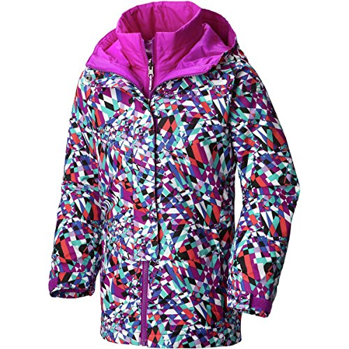 Columbia Girls Whirlibird Interchange Jacket, X-Large, Br...