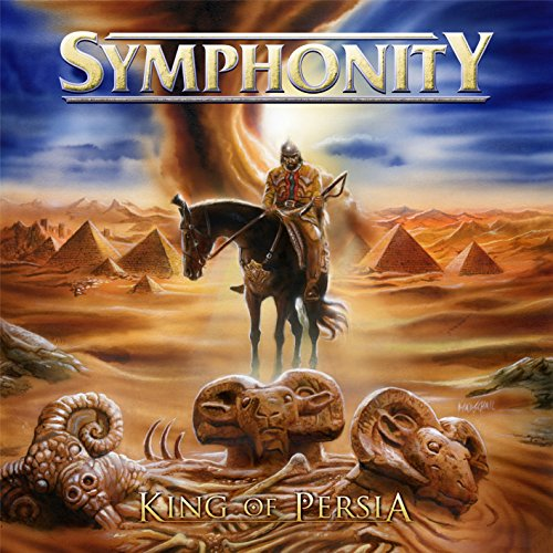 Symphonity: King of Persia (Audio CD)