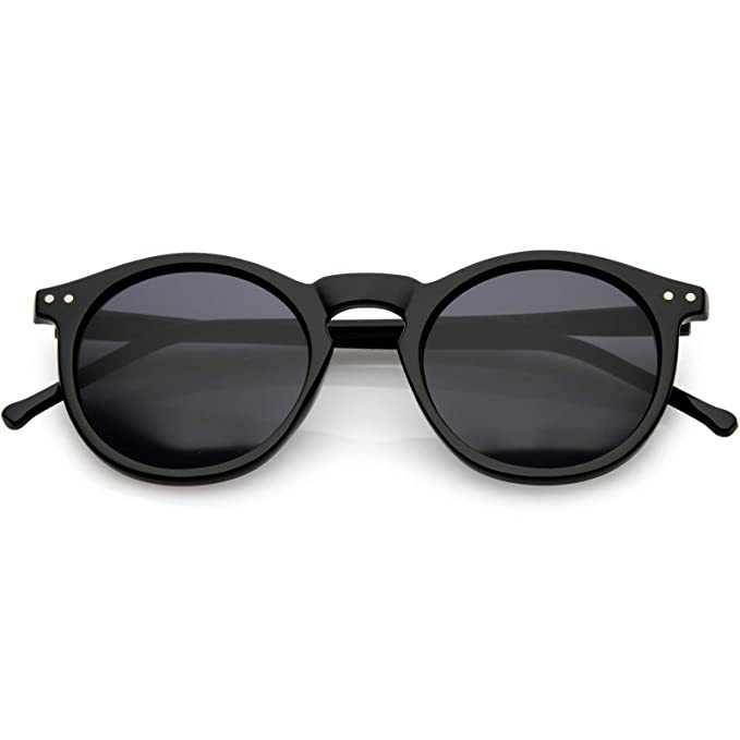 Amazon.com: ZeroUV P-3 gafas de sol estilo vintage, de lente ...