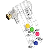 Mainstayae Guitar Learning System Guitars Teaching Aid ABS Pain-Proof Guitar Accessories Chord Buddy Musical Instrument Accessory