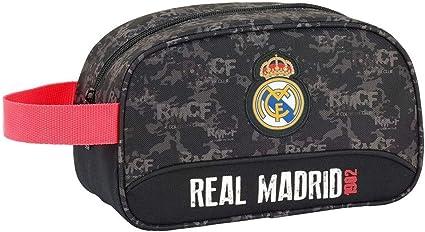 Trousse de toilette Real Madrid adaptable