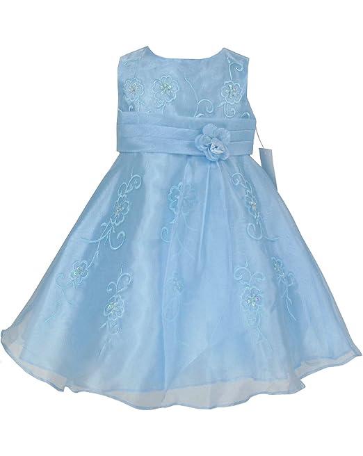 Go2victoria Organza diseño de niña diseño de Palabra en inglés ocasión Concurso e Instrucciones para Hacer Vestidos de Bautizo 6 Permiten el Paso de la 24 ...