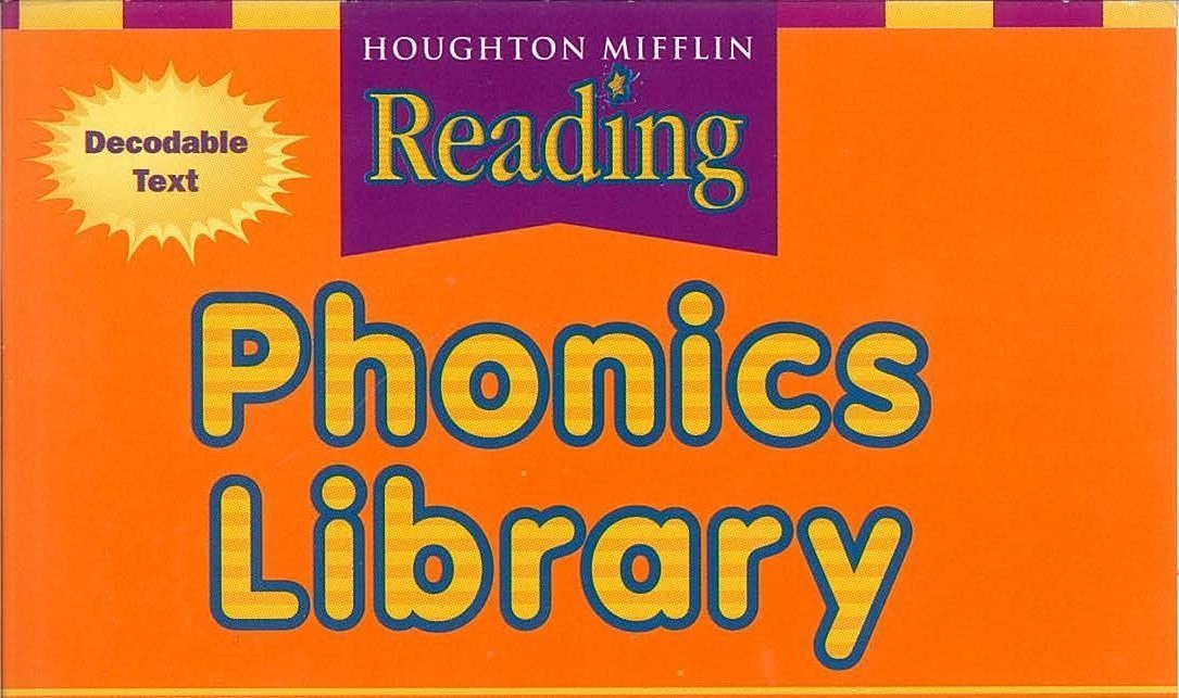 Read Online Houghton Mifflin Reading: The Nation's Choice: Phonics Library Take Home (Set of 5) Grade 2 In Woods PDF