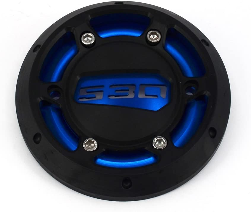 /11 /15/500/08/ Fast Pro Moto Blu della Copertura di Protezione Motore carenatura per Yamaha Tmax t-Max Tmax 530/12/