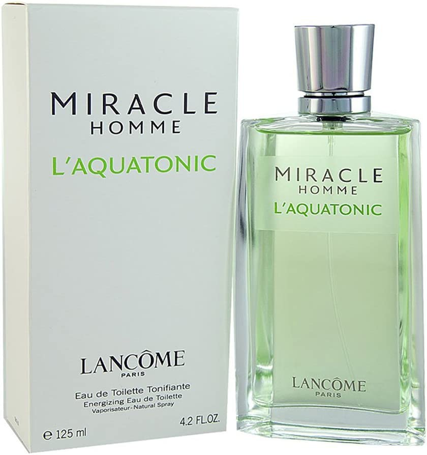 Milagro Lancome Homme Eau de Colonia 22 ml – 100 ml: Amazon.es ...