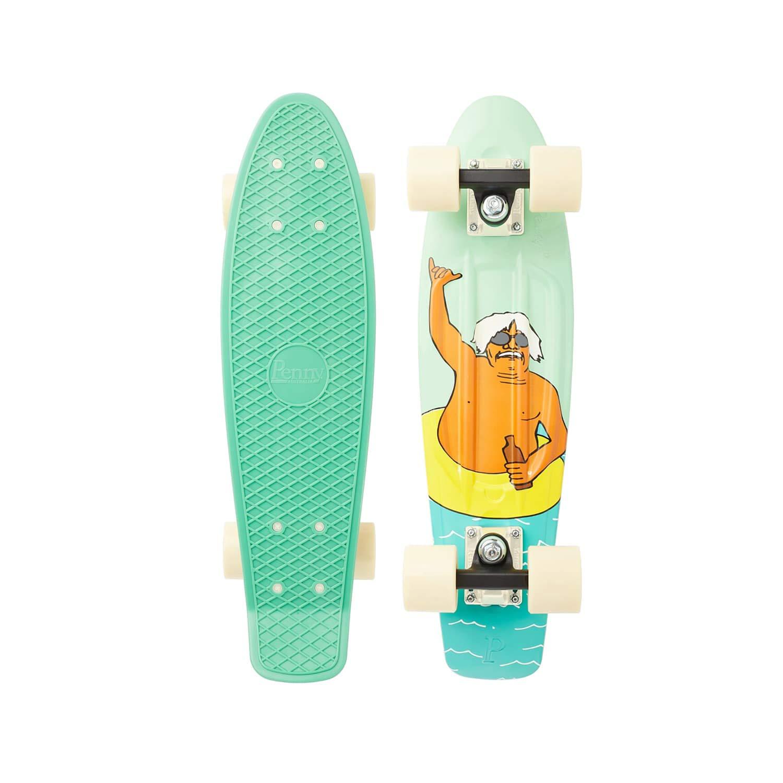 "Penny Skateboards Chuck Shaka 22"""