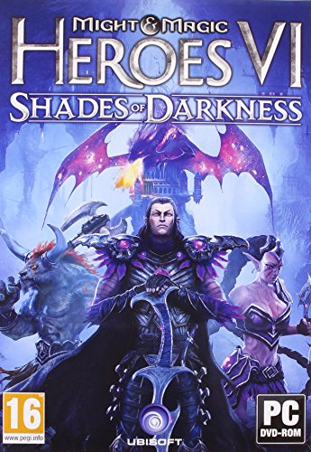 Might and Magic Heroes Vi 6 Shades of Darkness Pc Game