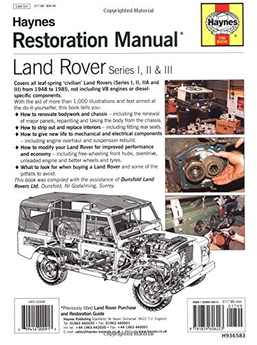 Land Rover Manuals Pdf