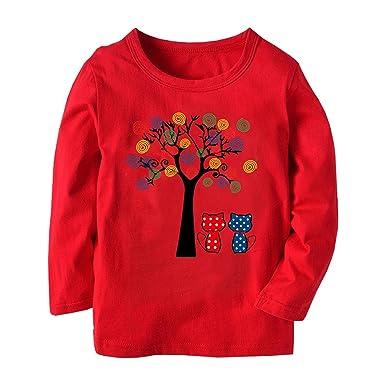 les plus récents en gros magasiner pour véritable Free Fisher Pull Sweat-shirt Fille Enfant Dessin Chat Coton ...
