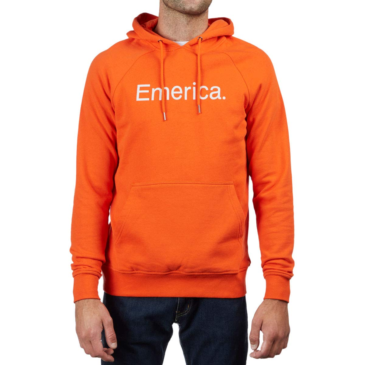 Emerica Purity Po Hood -Fall 2018- Orange