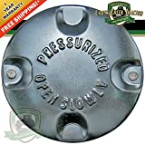 AT29054 NEW Radiator Cap For John Deere 1020 1120 1130 1140 1630 1640 1830 1840