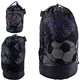 The Friendly Swede Polyester Mesh Sports Bag (Set of 3 Sizes)